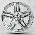 AL VW Volkswagen 5112 17X7,5 42 TAIF SP 66,6